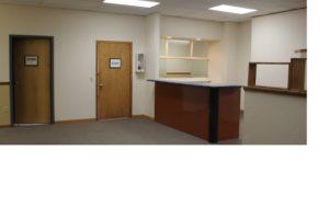 Suite 155 Reception